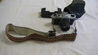 Pentax Asahi 35Mm Camera Untested Sold As-Is Not In Bad Shape