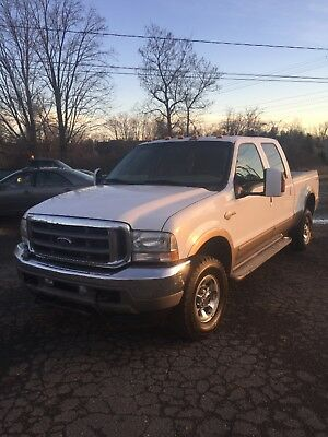 2003 Ford F-250 king Ranch 2003 f250 king ranch diesel
