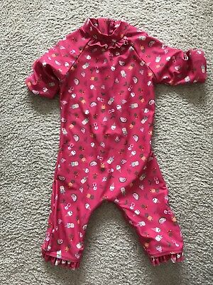 Three baby girl swimming costume 12-18 months (1 Mini Club & 2 Mothercare)