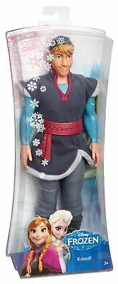 FROZEN Disney SPARKLE MOUNTAIN MAN KRISTOFF Fashion Doll by Mattel