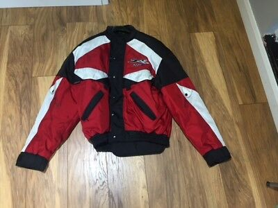 JR textile motorcycle jacket