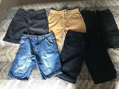 Boys Bundle Of Next Shorts Age 8-9 Years