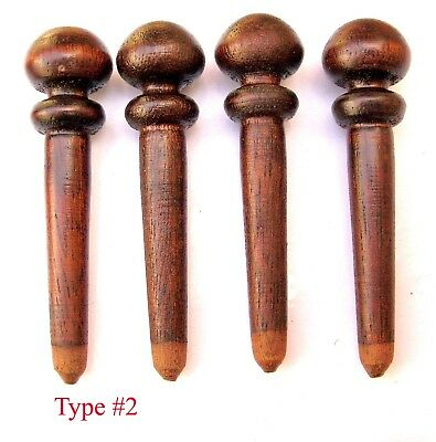 Set of new fusee clock case pegs type 2