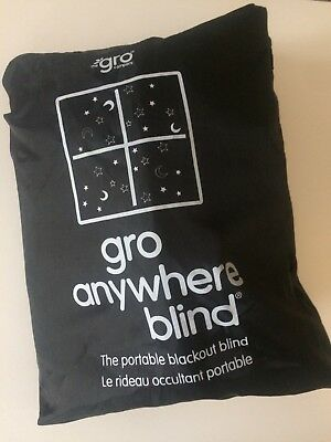The Gro Company Gro Anywhere Blackout Blind Baby Toddler