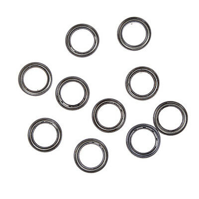 10 PCS 6700ZZ 10 x 15 x 4mm Modle Sealed Metal Shielded Ball Bearing Fast FH