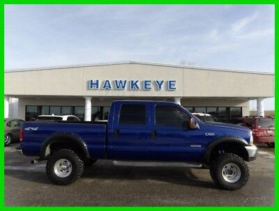 Ford F-250 Lariat 2003 Lariat Used Turbo 6L V8 32V Automatic 4WD Pickup Truck