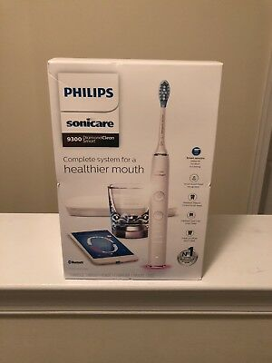 Philips Sonicare Diamond Clean Smart 9300 Rechargeable Toothbrush White