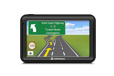 Navman MOVE85LM Car GPS Navigation System with Lifetime Free Maps - HURRY LAST 1