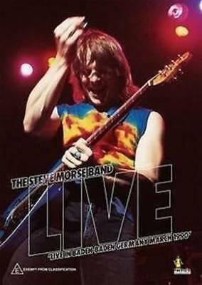 Steve Morse Band DVD Live In Germany 1990