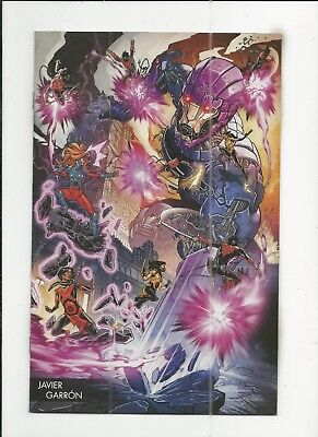 X-Men Red #3 Javier Garron Young Guns Variant Cover very fine+ (VF+) condition