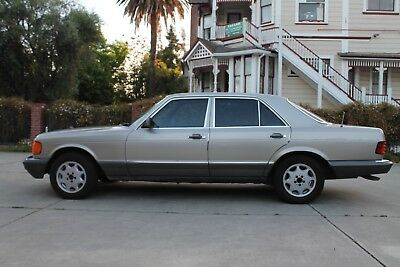1985 Mercedes-Benz 300-Series 300SD 1985 Mercedes Benz 300SD, One Owner, Serviced by dealership since new.