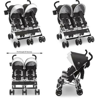 339796c4401 J IS FOR Jeep Brand Scout Double Stroller, Charcoal Galaxy - $114.08 ...