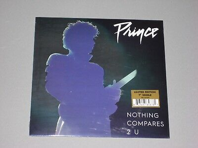 """PRINCE Nothing Compares 2 U (7"""" vinyl single) LP PREORDER  New Sealed Record"""