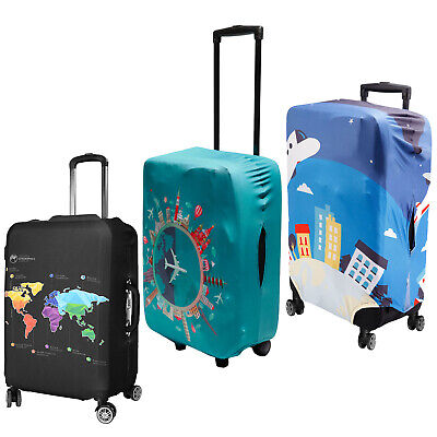 Top Quality Suitcase Luggage Protector Cover 22''-30'' Inches-UK Seller