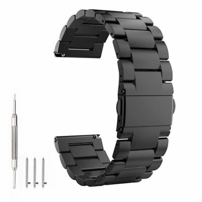 Stainless Steel Strap Watch Band For Samsung Galaxy Gear S3 Frontier Classic