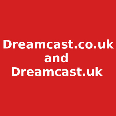 Dreamcast.co.uk and Dreamcast.uk domain names, sega?