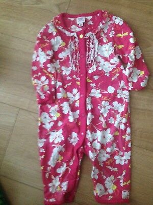 baby girls ted baker suit 3-6 mths