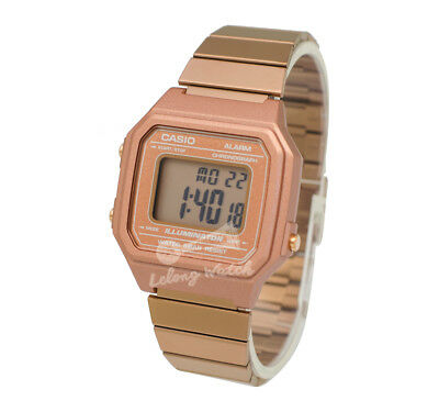 -Casio B650WC-5A Digital Watch Brand New & 100% Authentic