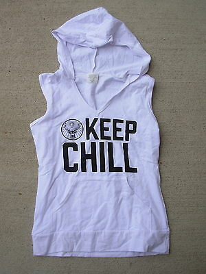 Jagermeister KEEP CHILL hooded Tank tank top size: M