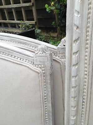 Antique/Vintage French Double Bed. View all pictures, courier available.
