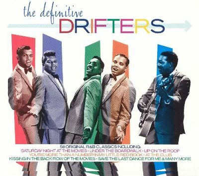 The Drifters - The Definitive Collection (2 X CD ' The Very Best Of )