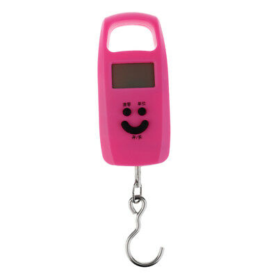 50kg LCD Digital Electronic Weighing Scale Hanging Travel Suitcase Luggage