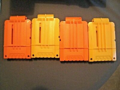 Nerf Gun Cartridge Lot