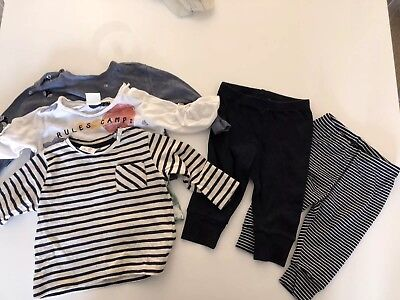 baby boys assorted clothes 3-6 months bundle Zara/H&M/Gap