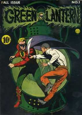 Green Lantern Golden & Silver Age Comics over 500  issues on disc