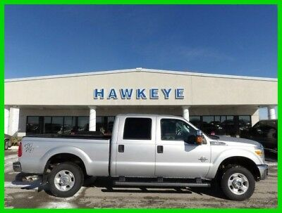 Ford F-250 XLT 2011 XLT Used Turbo 6.7L V8 32V Automatic 4WD Pickup Truck