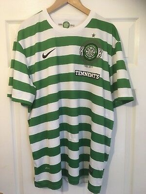 Glasgow Celtic Home Football Shirt 2012/13