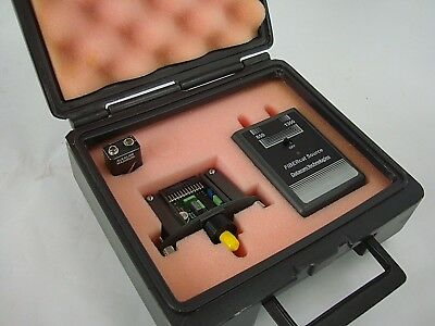 Datacom Technologies FIBERcat Optical Measuring Set