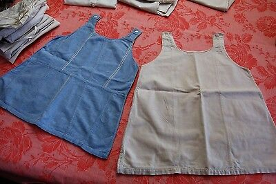 LOT Vintage French 1920s BABY CLOTHES Pinafore Dresses Blouses Bonnets Diapers