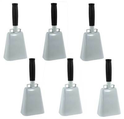 Cow Bell Set in White [ID 3637513]