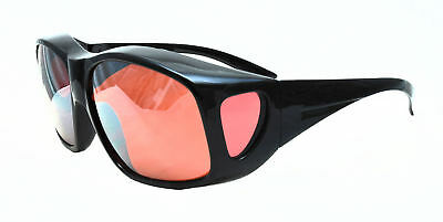 Extra Large Sunglasses that Fit Over Your Prescription Glasses - HD Lenses