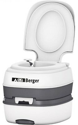 Mobil WC Enders Berger Deluxe Camping Toilette Tragkraft 130kg