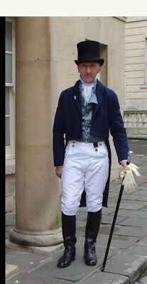 Regency Style Made To Order Frock Coat