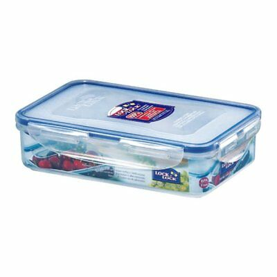 LOCK LOCK Airtight Rectangular Food Storage Container 2705 oz