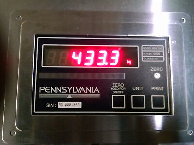 Pennsylvania Scale Company Remote display with 9ft cable
