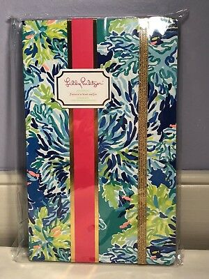 Lilly Pulitzer Journal #171001 Wade And Sea  New
