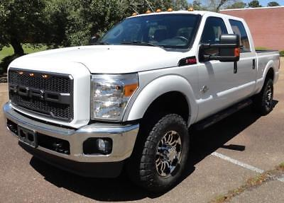 2014 Ford F-250 FX4 RAPTOR GRILLE Recon Lighted Fender Badges FOG LIGHTS Tow Command UPFITTERS Clean