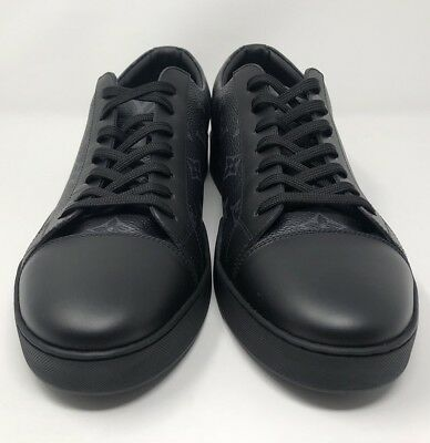 e1d718dbb0e6 LOUIS VUITTON MONOGRAM Eclipse Match Up Sneaker Size 10 LV 11 US ...