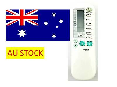 Air Conditioner Remote Control for Universal Omega models