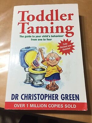 Toddler Taming by Christopher Green (Paperback, 2006)