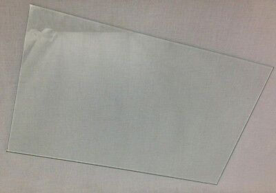 """clear tempered 16 glass for display """"x16"""""""