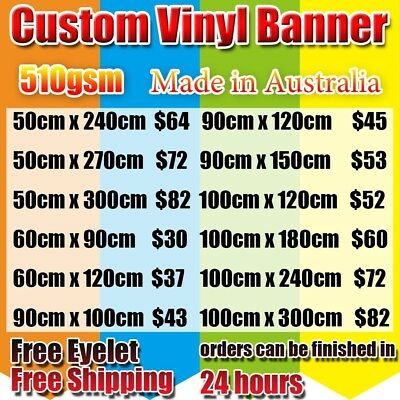 Custom Outdoor Vinyl Banner/PVC high digital printing-Custom size printing