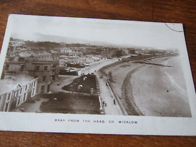 Bray, From the Head, Co. Wicklow, nr Dublin  Signal R/Photo/Pc posted 1912 Bray