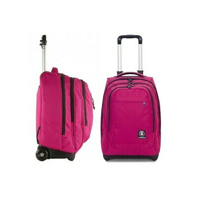 Trolley Invicta Extra Bump Rasberry Wine