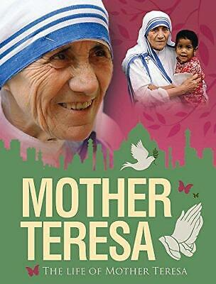 Mother Teresa, Very Good Condition Book, Harrison, Paul, ISBN 9780750298773