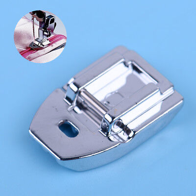 Stainless Steel 7306A Concealed Invisible Zipper Presser Foot for Sewing Machine
